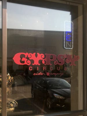 Gypsy Circus Cider Company has an outpost location at Hexagon Brewing Co.
