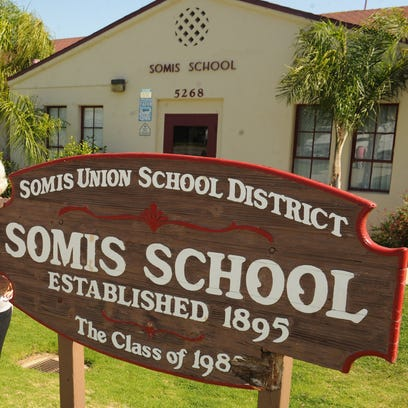 The Somis School was established in 1895