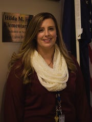 Allison Silbernagel, Counselor, Hallman Elementary School