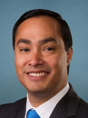 Rep. Joaquin Castro is among political leaders urging El Paso County Judge Veronica Escobar to run for Congress.