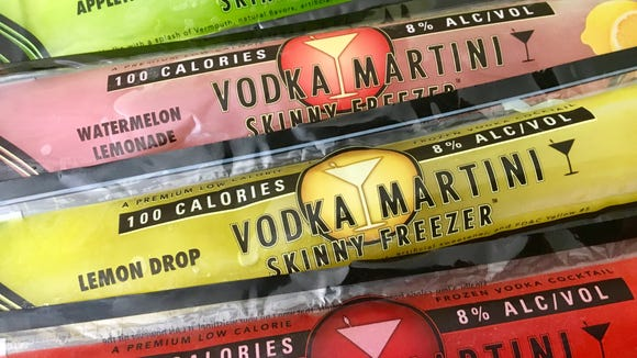 Costco's alcoholic popsicles are selling out like crazy ...