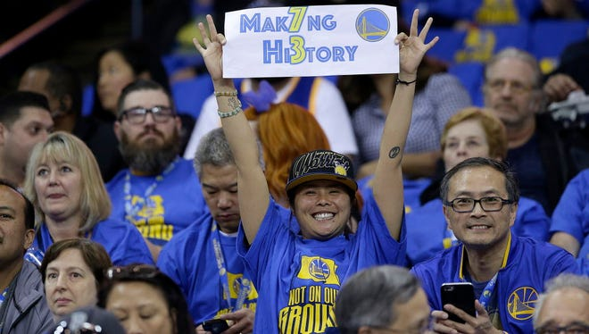 The Golden State Warriors, and how they relate to their fans, offer lessons to small business owners.