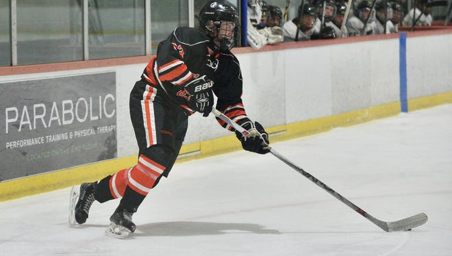 Matt Brown leads Tenafly in scoring with 27 goals and 11 assists.