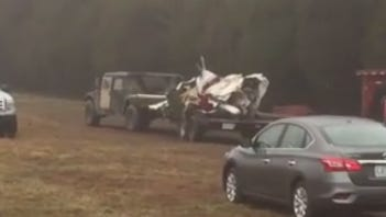 A small plane that crashed in southern Illinois Saturday, killing four people, was owned by a Pella man.