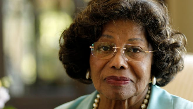 In this 2011 file photo, Katherine Jackson poses for a portrait in Calabasas, Calif.  A Los Angeles judge tentatively ruled that Katherine Jackson should pay more than $800,000 in legal costs.