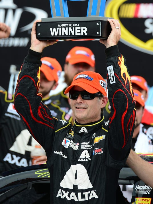 8-17-2014 jeff gordon