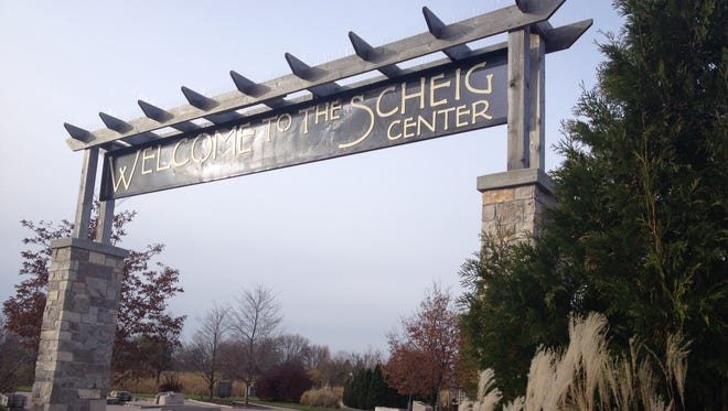 A friends group is being formed to help raise support for the Memorial Park Gardens and Scheig Center, Appleton. Volunteers were honored at a special event held Wednesday at the center.