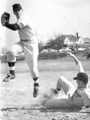 Pete Rose played second base during his high school career at Western Hills.