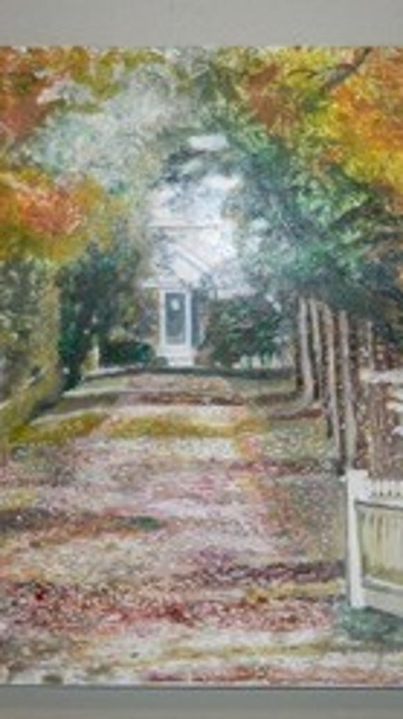 An artists's reception will be held Saturday for Dutch