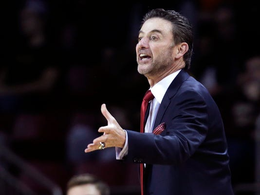 Louisville Boston College Basketball