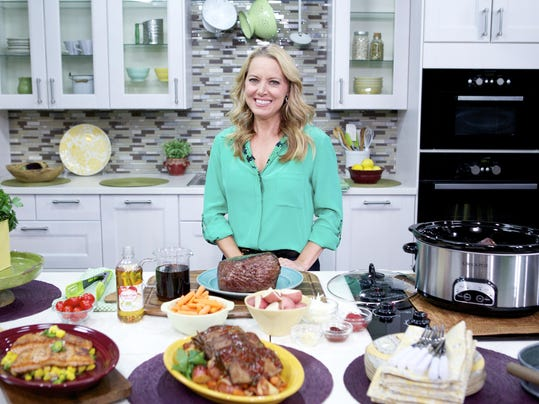 Melissa with Recipes 1