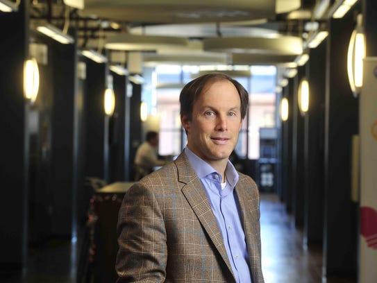 Nashville venture capital investor Vic Gatto has co-founded