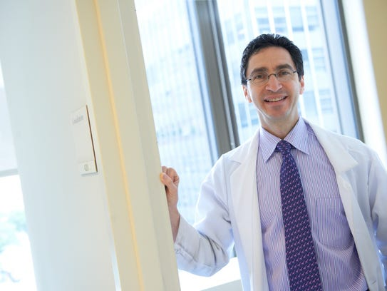 Leonard Saltz, chief of gastrointestinal oncology at