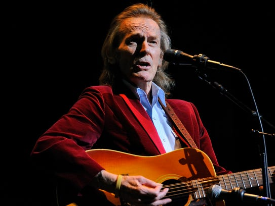 Gordon Lightfoot will perform May 13, 2017, at  Tarrytown