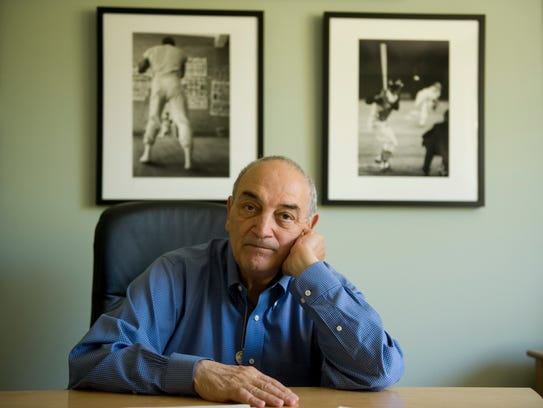 Sonny Vaccaro joined Nike in 1977 and was fired in