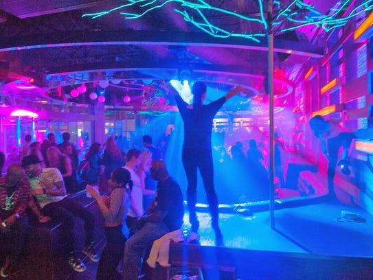 Maya Day + Nightclub is hosting a White Haute Wonderland