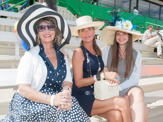 Turf Paradise in Phoenix hosted their own Kentucky
