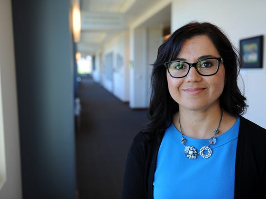 Elsa Jimenez, director of the Monterey County Department