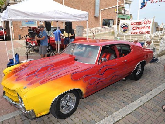 FILE: OC Cruzers Car Show on Somerset Street in Ocean