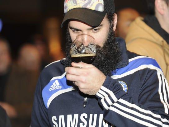 Barrel-Aged Beer Bash