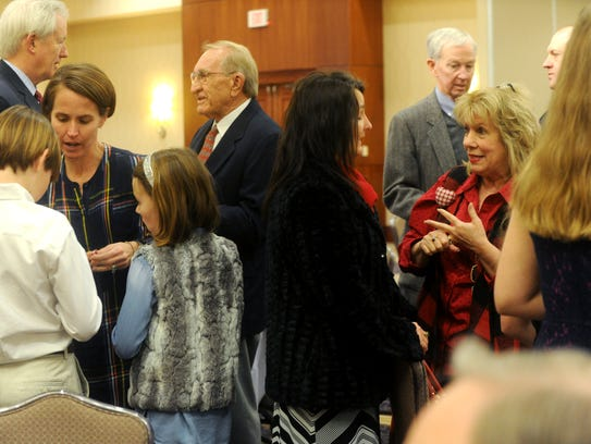The United Way of Abilene held its annual meeting Tuesday,