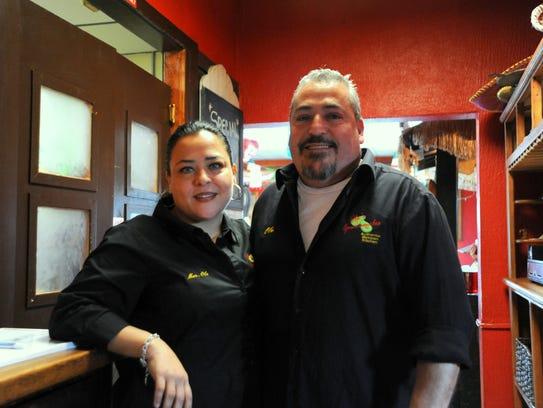 Ole and Elena Delatorre opened Ole's Guacamole 10 years