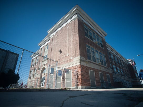 RD Wood School, Millville NJ
