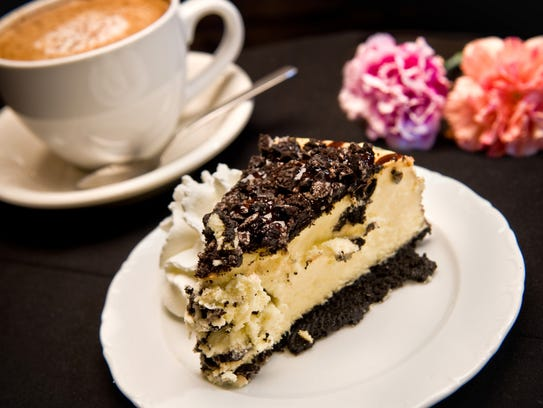The Oreo cheesecake is the all-time best-seller at