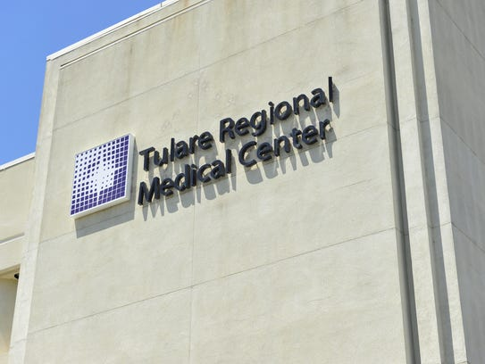 Tulare Regional Medical Center in Tulare.