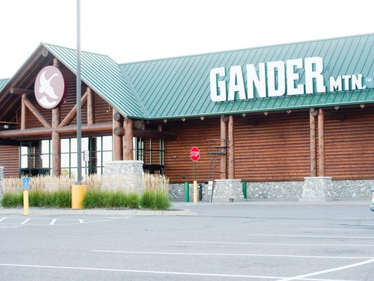 A Gander Mountain store is seen in this 2012 file photo