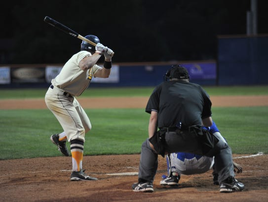 Jarrett Smetana is among the best hitters on the Graders