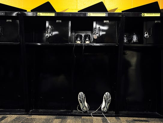 In 2010 a new locker facility was added to Snyder High