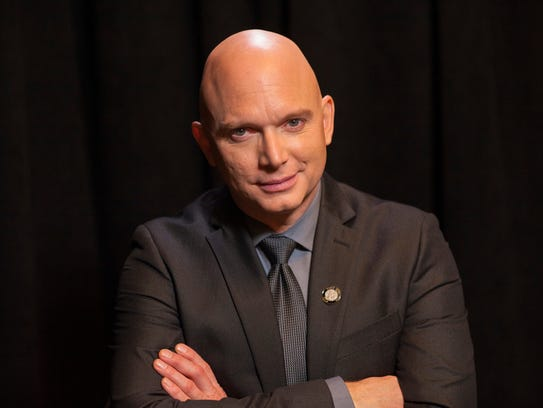A two-time Tony winner, Michael Cerveris is getting