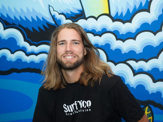 Surf Taco store manager Ron Clayton says the restaurantis