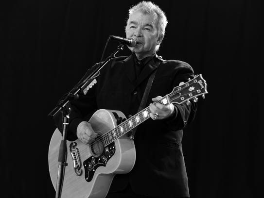 Songwriting legend John Prine performs in concert Wednesday