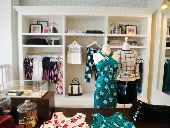 Inside Draper James Reese Witherspoons Nashville Store