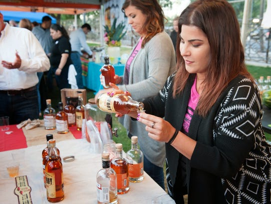 The Craft Spirits Festival in Chandler features tastings