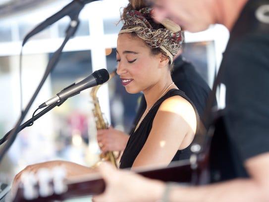 Vermont native Myra Flynn performs at Leunig's Bistro