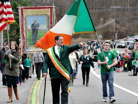 Celebrate St. Patrick's Day again at Ringwood parade