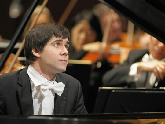 Cliburn Competition winner Vadym Kholodenko performs