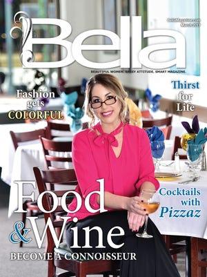Bella Magazine March cover model, Joanna Holt.
