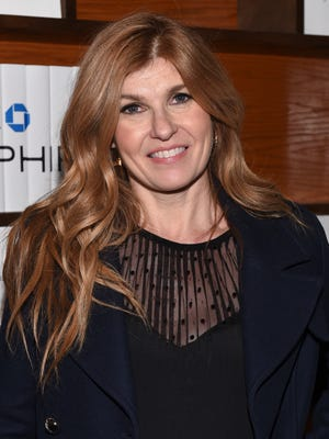 """Actress Connie Britton attends """"Beatriz At Dinner"""" cast party at Chase Sapphire on Main on Monday, Jan. 23, 2017 in Park City, Utah. (Photo by Evan Agostini/Invision for Chase Sapphire/AP Images)"""