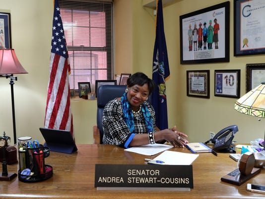 Sen. Andrea Stewart-Cousins