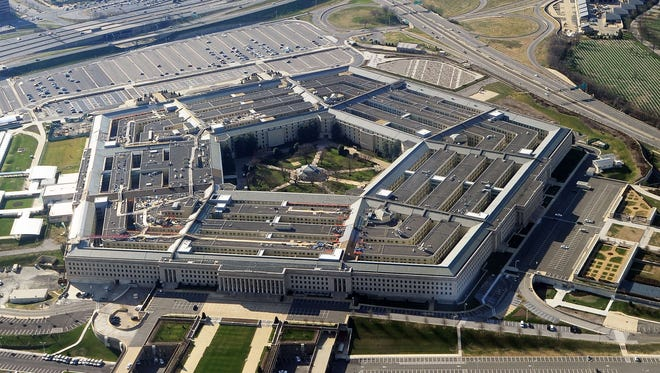 The Pentagon in 2011.