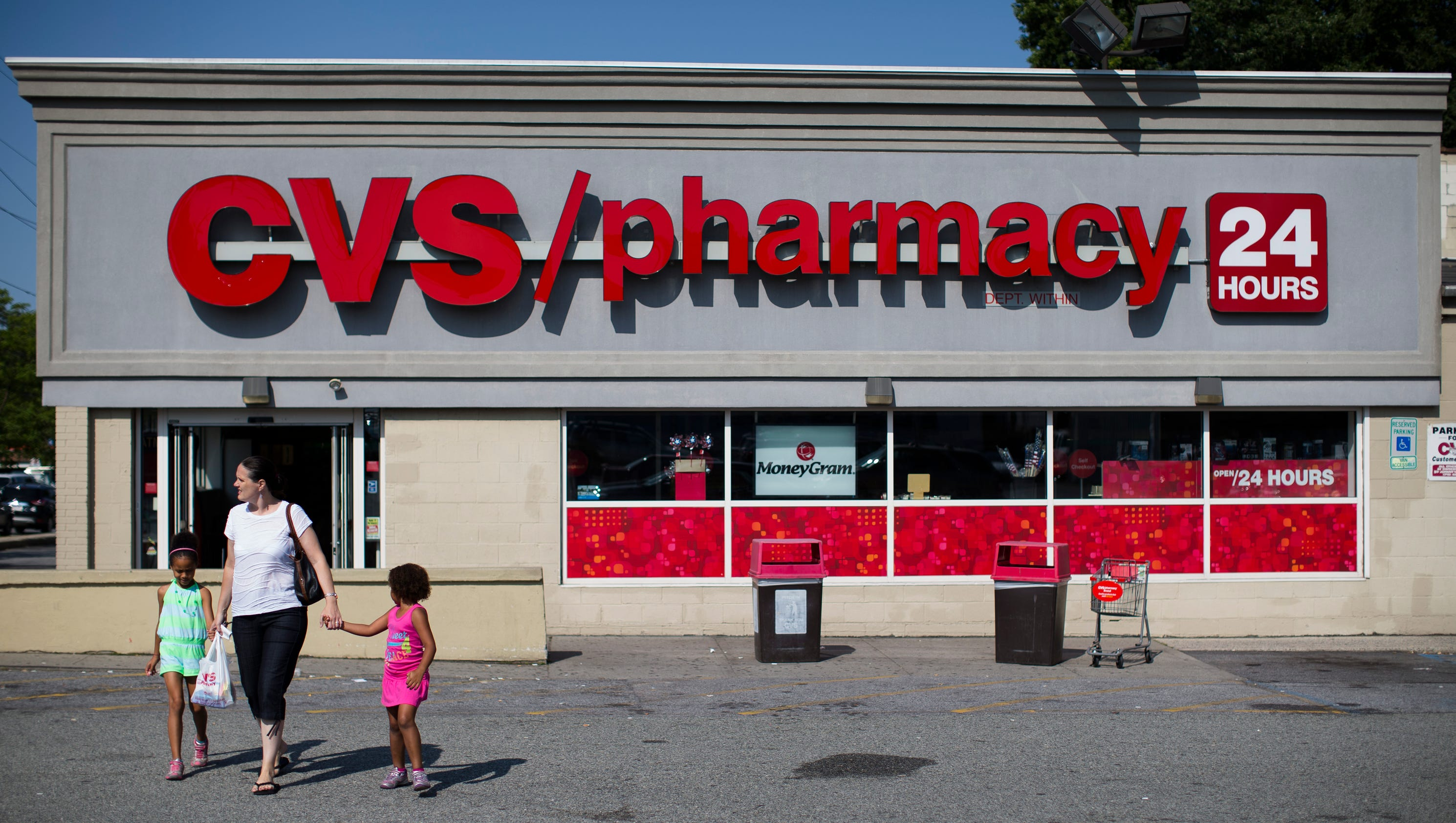 cvs buys omnicare for  12 7b to expand senior care business