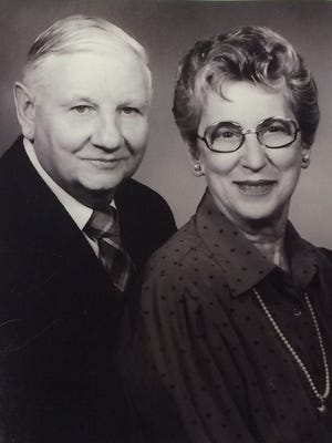 Jim and Barbara Stever celebrated their 65th anniversary Nov. 16, 2016.