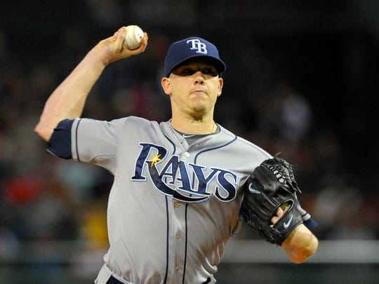 Jeremy Hellickson won the American League rookie of