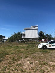 The Lee County Sheriff has confirmed an officer-involved