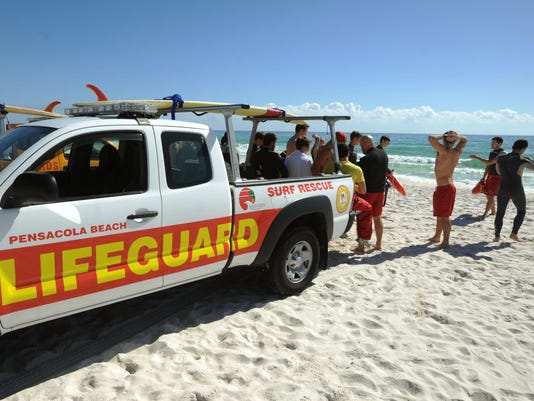 Lifeguards 9