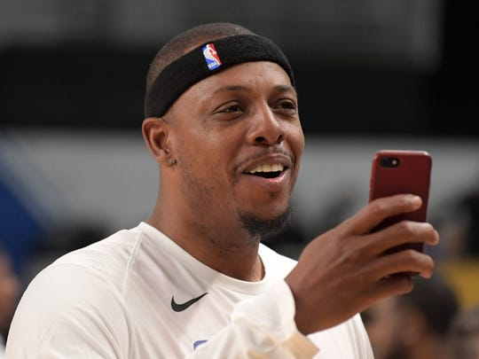Paul Pierce may want to hide his phone after the Bucks win over the Celtics in five games, including four straight Milwaukee wins after Pierce said the series was over.
